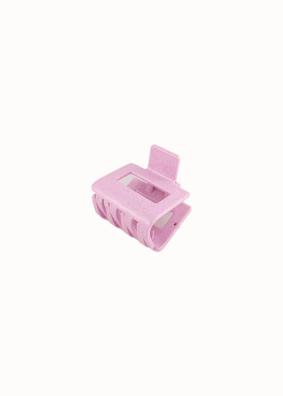 Haarklem roze