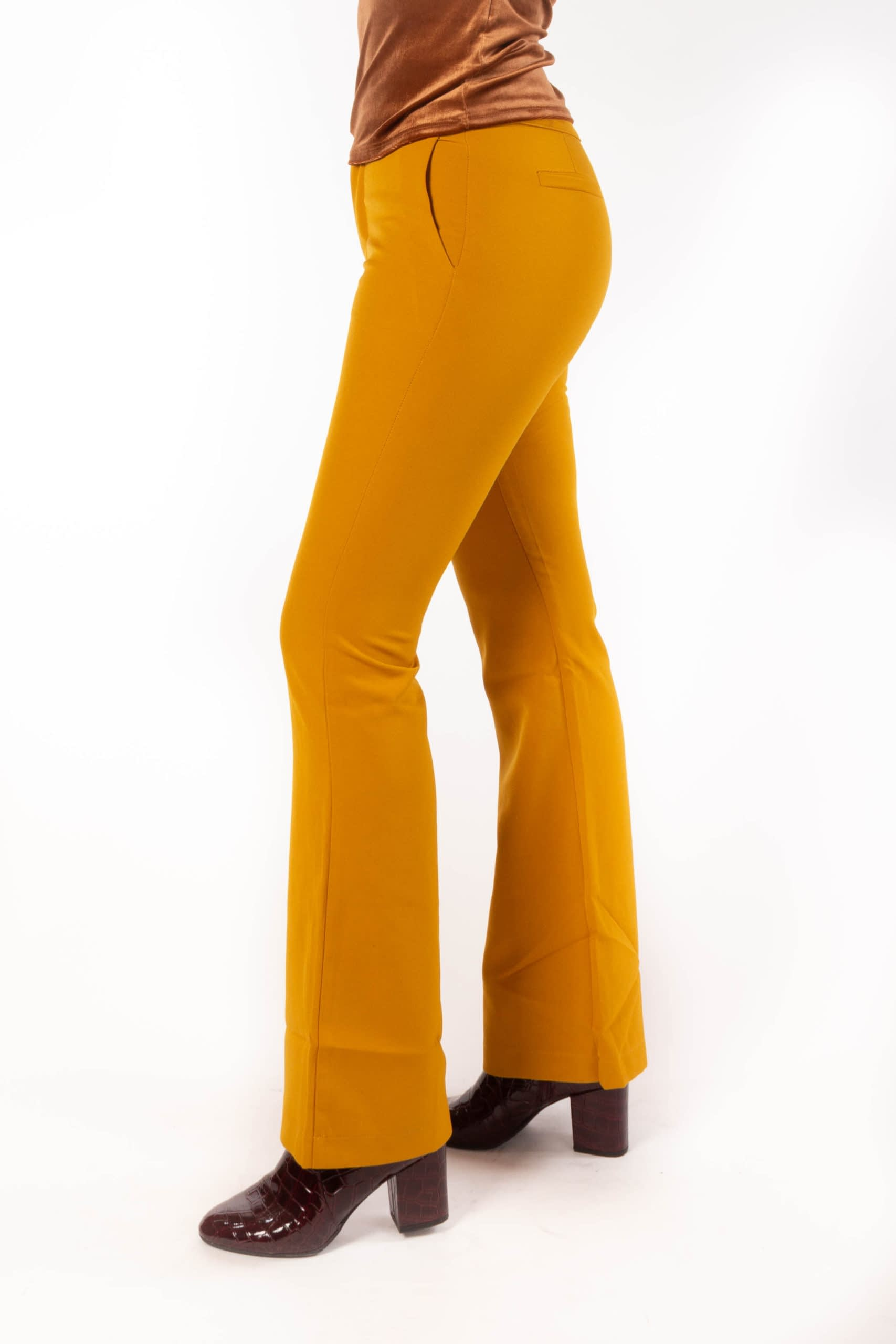 Eight Broek Mustard