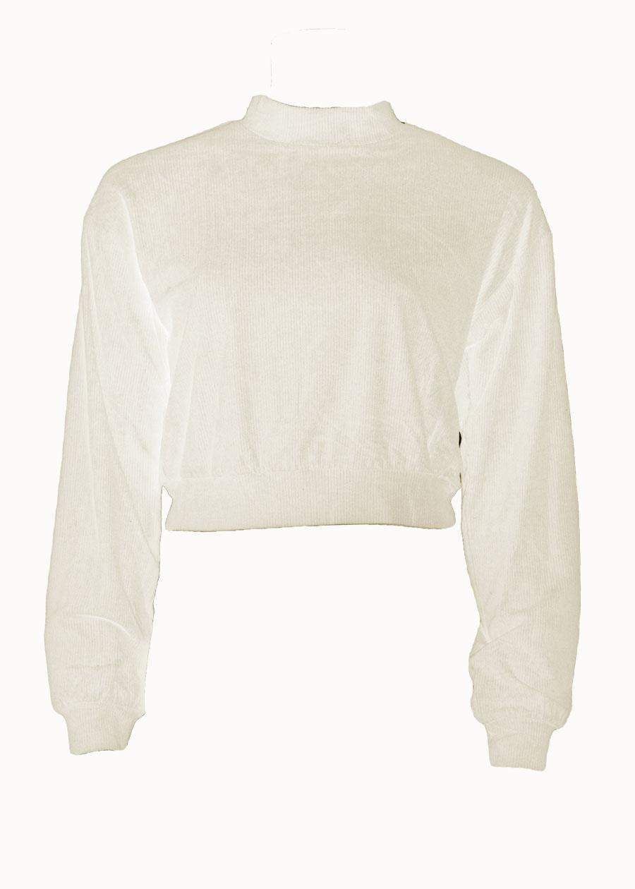Sweater top creme