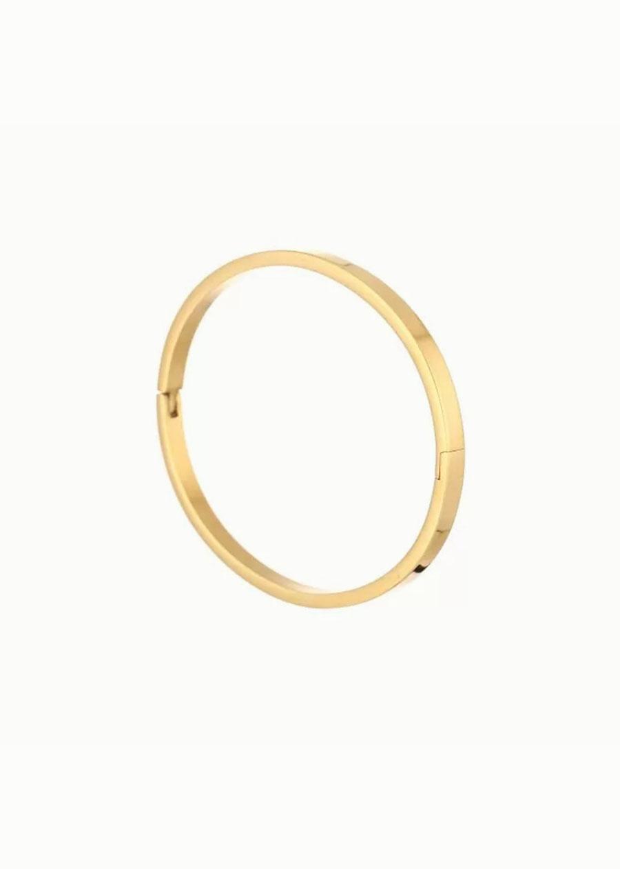 Bangle elegant gold