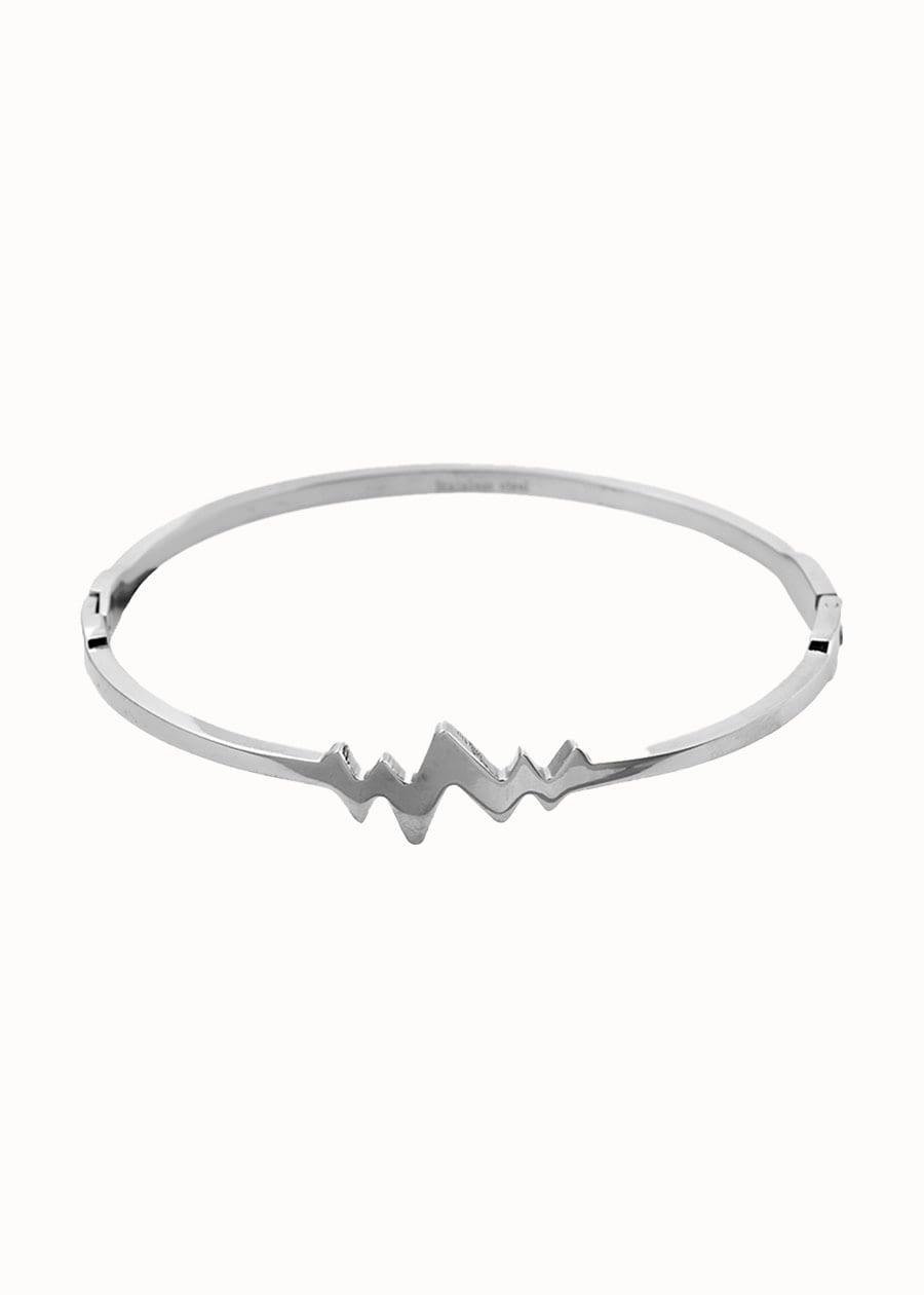 Bangle armband heartbeat