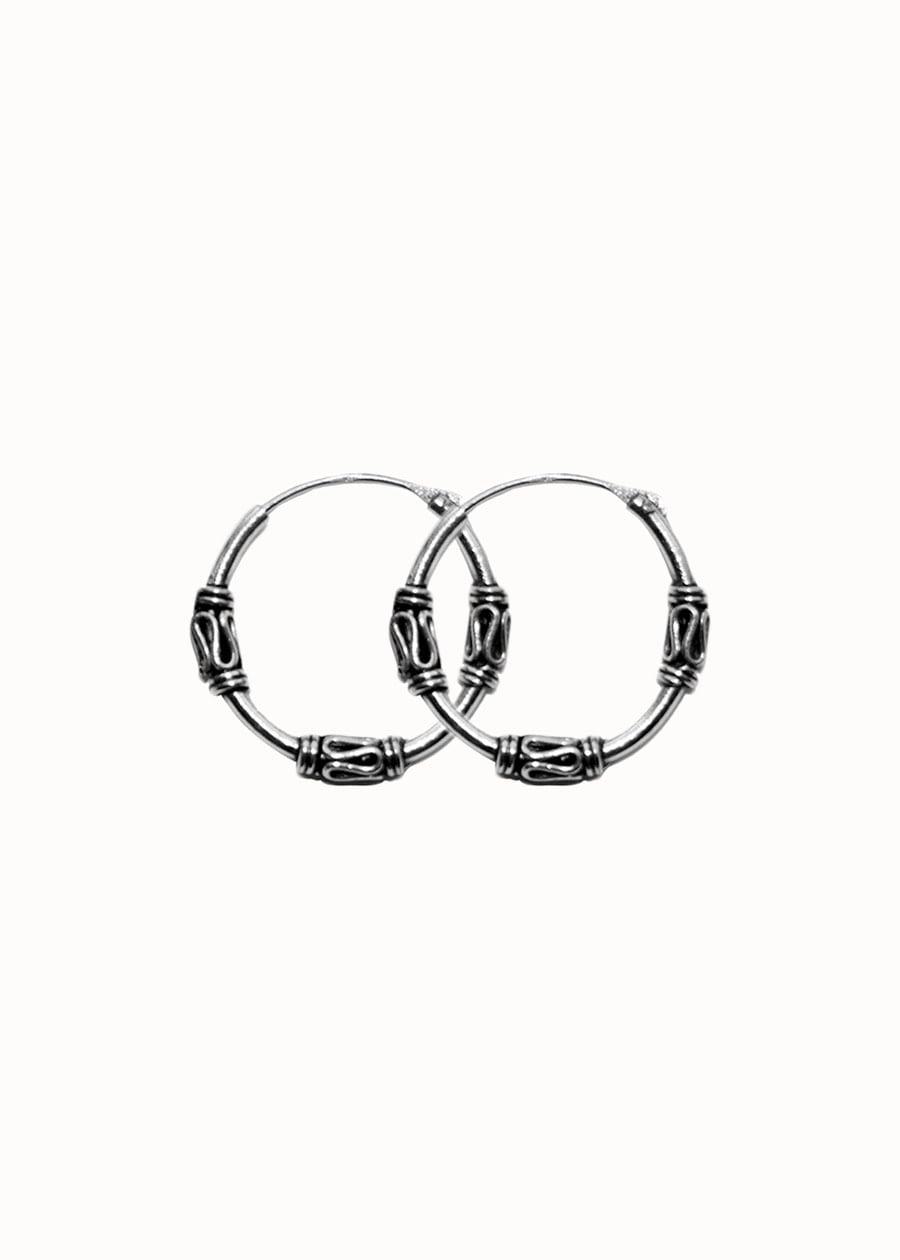925 zilveren oorbellen