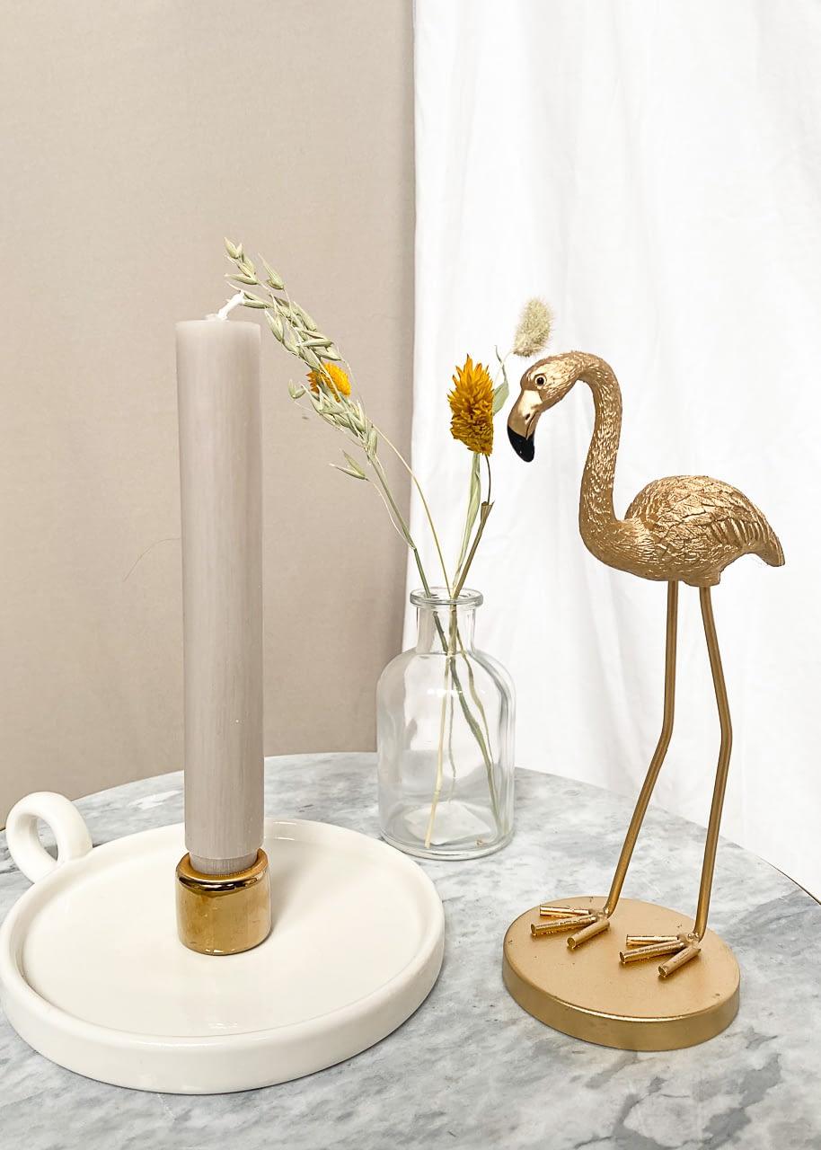 Flamingo beeld