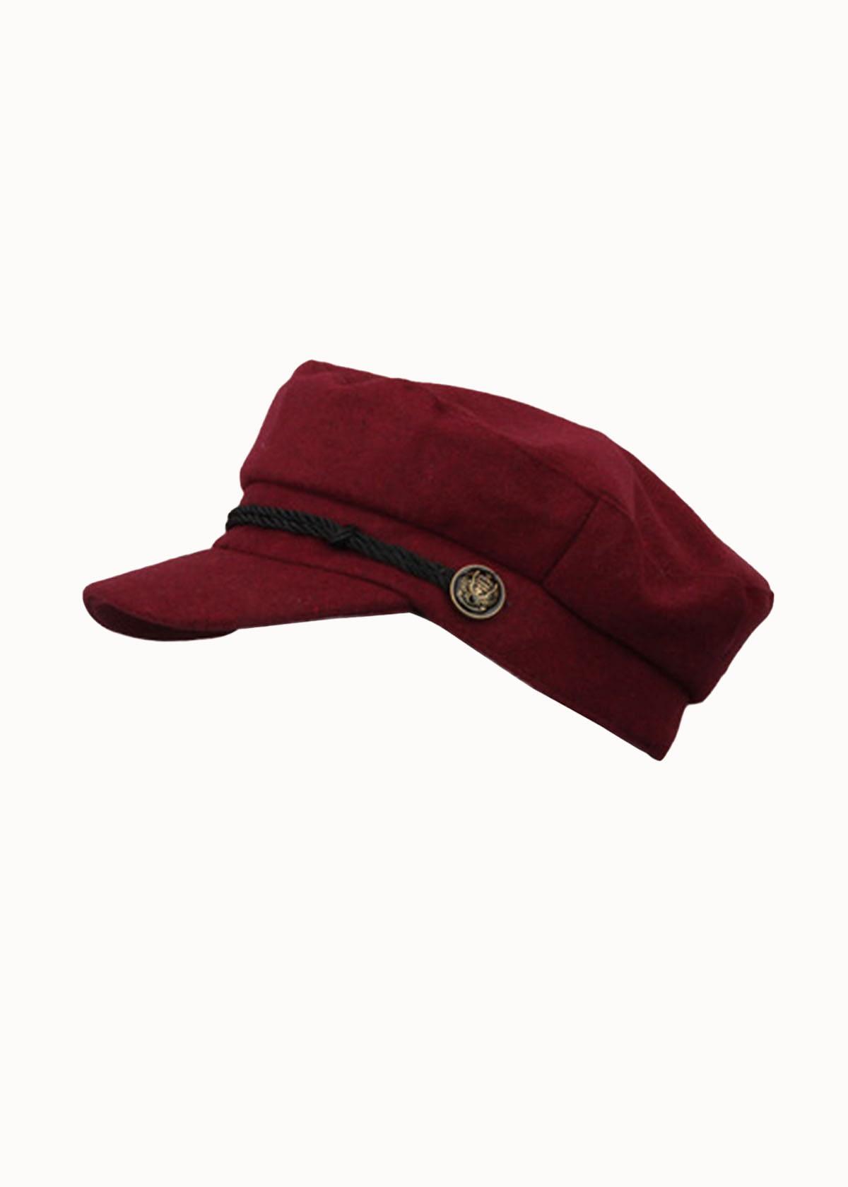 Sailor cap bordeaux
