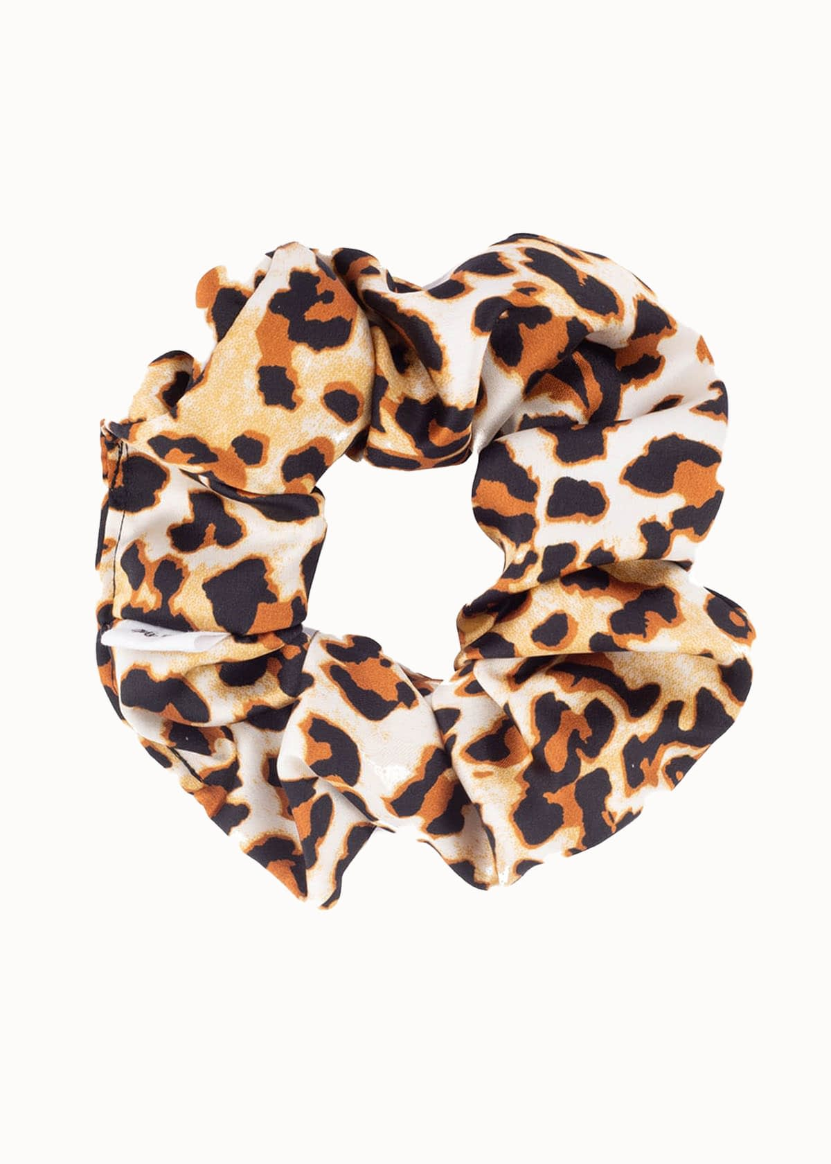 Scrunchie leopard print Kaat
